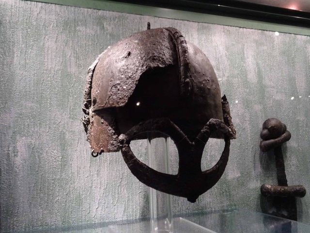 The Gjermundbu Helmet